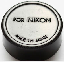 Rear Lens Cap For Nikon F AI AIS AF AFS LF1 LF-1 Mount Lenses