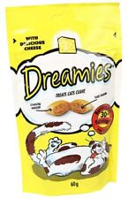 Dreamies - Cheese Treats for Cat 60g (1 Pack)