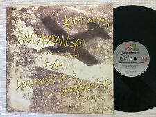 "KIM CARNES ABADABADANGO 12"" MIX PROMO 1985 AUSTRALIA PRESS VINYL LP"