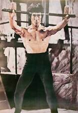 Poster Bruce Lee Nunchaku