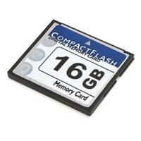 CF Memory Card Compact Flash 16GB CF Card for Digital Camera Advertising Machine