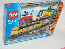 LEGO® City 7939 Güterzug NEU OVP_ Cargo Train NEW MISB NRFB