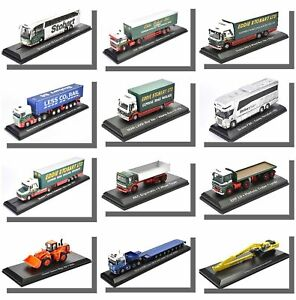 Model Trucks, Atlas / Oxford / Corgi, Stobart,  1/76 Scale. Special Offer in Des