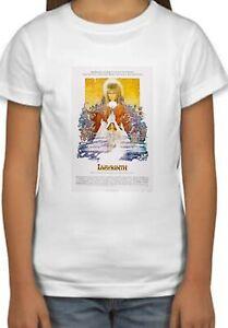 Labyrinth Movie Poster Holiday Kids Children Unisex Top Birthday Gift T-Shirt 44