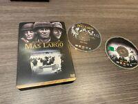 Il Giorno più Lungo The Longest Day DVD Edizione Metallico 60 Anniversario D