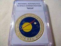 NATIONAL AERONAUTICS & SPACE ADMINISTRATION 'NASA' Challenge Coin
