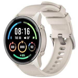 "Smartwatch Xiaomi Mi Watch, GPS, TPU Strap, AMOLED 1.39"", Lightweight, Beige"