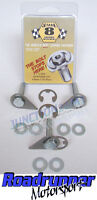 Focus RS MK2 Downpipe Locking Bolt Fasteners Milltek Stage 8 Kit *NEW* 3905