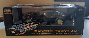 1:18 Smokey And The Bandit Trans AM Joyride Die Cast