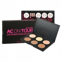 Australis AC ON TOUR Contour & Highlighting Kit - Light, Medium & Dark Powder
