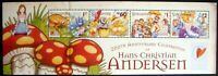 SINGAPORE  2005 200th Birthday H C Andersen Author Children's stories MS