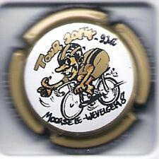 Nouvelle capsule de champagne Chateau Lourdeaux tour de france ctr Bronze