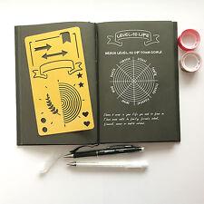 Planner Stencil, Bullet Journal Stencil, bullet journal accessories, pochoir bul