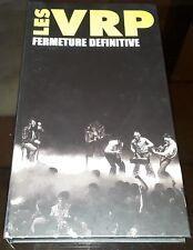 LES VRP FERMETURE DEFINITIVE TRES RARE COFFRET LONG BOX 3 CD