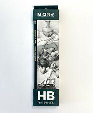12 Pack of Pencils HB - Art Sketching Pencils