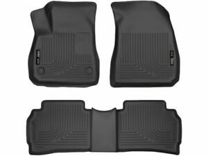 For 2016-2018 Chevrolet Malibu Floor Mat Set Front and Rear Husky 23846WZ 2017