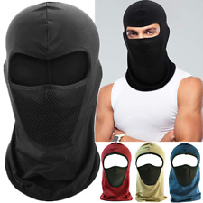 Face Mask Winter Warm Hat 1 Hole Balaclava Hood Cycling Tactical Sport Cover Lot