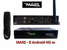 Mars Android Multimédia +DVB-S2 Satellite Support IPTV Addons Hybride 1.5 g 2in1