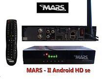 MARS Android Multimedia+DVB-S2 Satellite+IPTV Streaming+KODI Box1.5G Hybrid 2in1