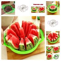 Watermelon Slicer Fruit Round Stainless Steel Cutters Kitchen Assisting Tools