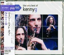 KENNY G-PLAYLIST: THE VERY BEST OF KENNY G-JAPAN CD C25