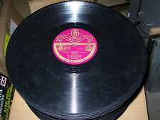 BIX BEIDERBECKE royal garden blues / jazz me blues ( jazz ) 78 rpm odeon 286083