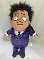 "The Addams Family Gomez Addams 13"" Singing Plush Doll Toy Theme Song 2019 NEW"