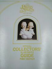 Precious Moments The Enesco collection official collectors guide Figurine book