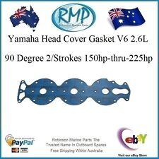 A Brand New Head Cover Gasket Yamaha 150hp-thru-225hp 2/Strokes # R 6G5-11193-00