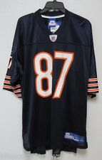 NEW NFL CHICAGO BEARS MUHAMMAD #87 HOME COLORS REEBOK JERSEY ADULT XL