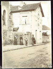 Le Perray-en-Yvelines . photo ancienne . 1902