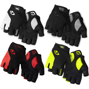 Giro Strade Dure Supergel Mitts Road Cycling Gel Padded Half Finger Gloves