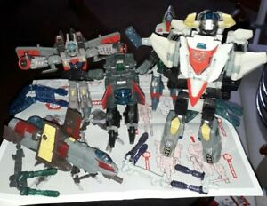 Transformers Revenge Of The Fallen Superion Autobot - Hasbro x 5 Transformers