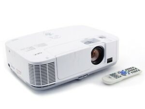 NEC P451W LCD Projector 4500 Ansi Lumen HDMI 1280x800 16:10 Faulty/Defective