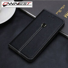 Luxury Magnetic Flip Leather Case Wallet Cover For Huawei P9 P10 Lite Plus P8