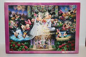 The Dream Wedding  Mickey & Minnie Vow of Eternal Disney Japan 2000 pieces