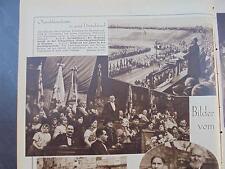 1931 ...Bildbeilage 10   / Beuthen Kappe bei Flatow Neuhöfen Netze Bauchwitz
