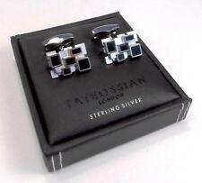 Tateossian Sterling Silver Jewellery for Men