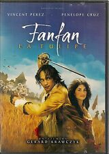"DVD ""FANFAN LA TULIPE"" VINCENT PEREZ - PENELOPE CRUZ"
