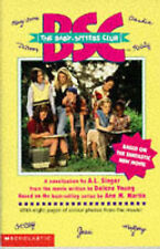 (Good)-Babysitters Club the Movie: Junior Novelisation (Hippo) (Paperback)-Marti