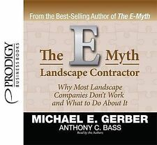 NEW The E-Myth Landscape Contractor by Michael E. Gerber