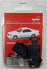 Herpa 012676 002 MiniKit Mercedes Benz 600 SEC schwarz Scale 1 87 NEU OVP