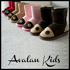 Kids Ugg Boot Chilfrens Cute Boots Warm Winter Shoes Avalan Kids Snow Boots