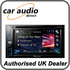 """Pioneer AVH-X390BT 6.2"""" CD MP3 DVD USB Bluetooth iPhone Android Touchscreen"""