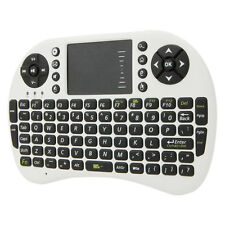 Mini 2.4GHz Wireless Fly Air Mouse Keyboard Touchpad for Android TV Box Tablet