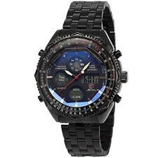 Shark Men's Silver Band Wristwatches