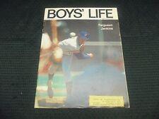 Mar 1973 BSA Boys Life Magazine Ferguson Jenkins