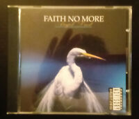 "FAITH NO MORE ""Angel Dust"" CD"