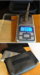Frankford Arsenal DS-750 Digital RELOADING SCALE 0.1 Grain Accuracy -New Battery