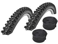 "2 x Schwalbe Ice Spiker Pro Spike winter tyres // 26"" 27,5"" 29"" + Hoses"